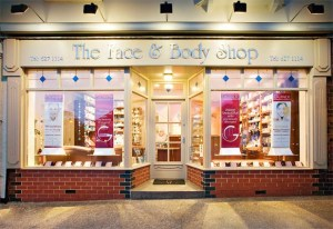 Face and Body shop