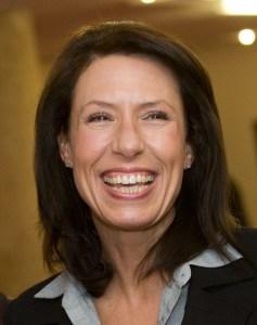 CAMPAIGNING: MP Debbie Abrahams