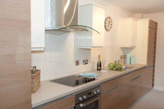 SENSATIONAL: All properties have a beautiful fitted kitchen