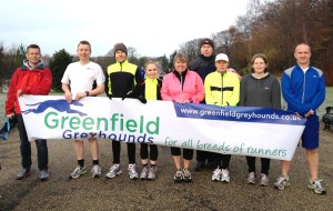 RUNNERS: Greenfield Greyhounds