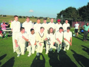 WINNERS: Friarmere under 17s