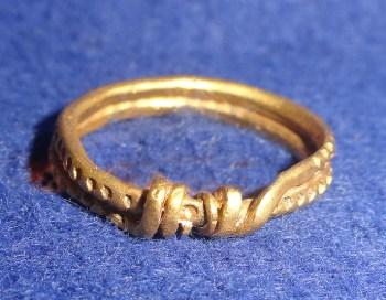 Viking rIng (Picture courtesy of Saddleworth Museum)