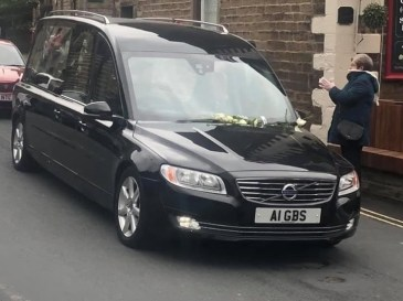 Barrie Ashley funeral (1)