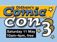 Oldham's 'Comic Con' is back for its third year