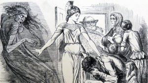 Cotton famine Image