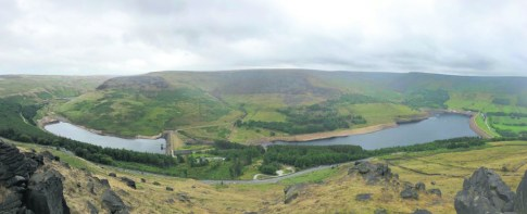 Dovestone and Yeoman Hey reservoirs