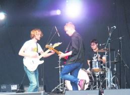 Delph band Gardenback