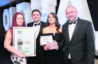 Made in Oldham… best in business celebrate awards