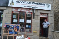 Pet man's at home-retirement beckons for Uppermill shop owner