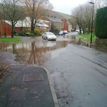 Greenbridge Lane (picture thanks to Trevor Baxter)