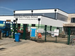 Greenfield primary carl royle