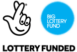 Lottery Funded Big Lottery Fund logo
