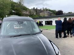 Mick Coates funeral1