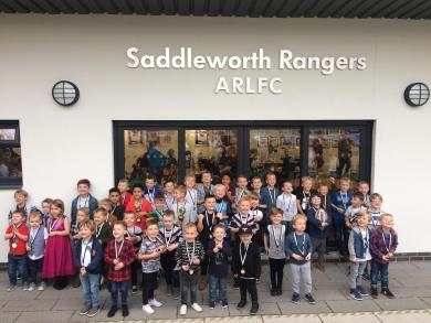 Sadd Rangers junior presentation 1
