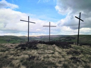 Saddleworth Captured - Gary Fitton - Crosses