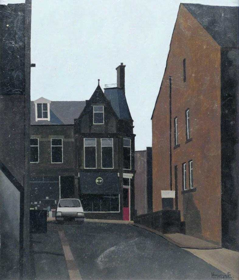 Shops, King Street, Delph Russel Howarth