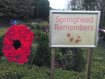 Springhead remembers