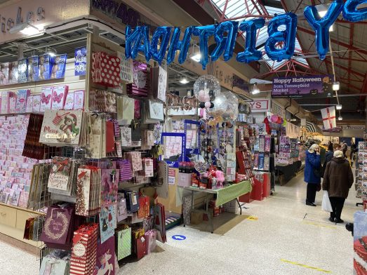 Tommyfield Market, Oldham, 2020 (3)