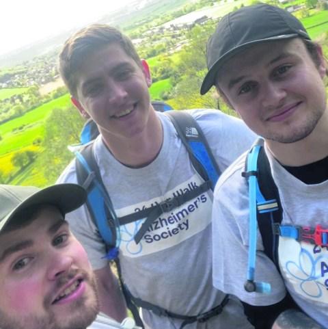 Trio selfie