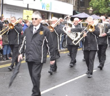 Uppermill Band