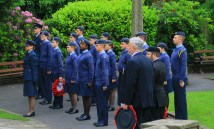 Uppermill D-Day 75 Remembrance Service 5 June 2019 -11