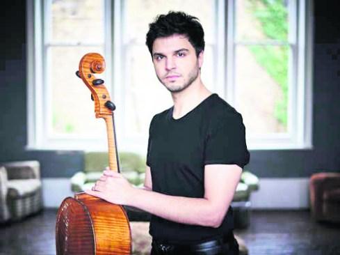 Jamal Aliyev (cello)
