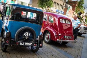 Vintage Cars 12