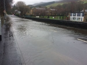Chew Valley Road (picture by Trevor Baxter)