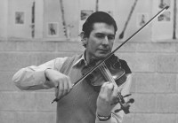 Death of well-known Uppermill musician  and former bank manager  Donald Clarke 1937 – 2019