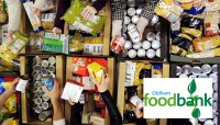 Saddleworth Round Table sets up collection point to help Oldham Foodbank