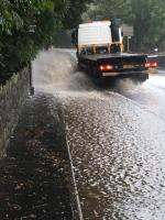 Council told to use cash reserves to alleviate Saddleworth flooding