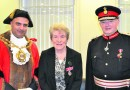 Stalwart Pamela receives BEM for enormous contribution to society