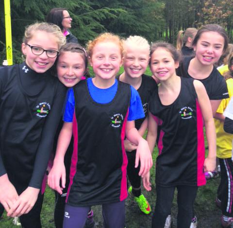 sport ST MARY'S GIRLS