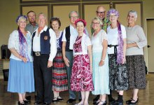 English Country Dancers