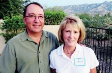 Jim and Mary Leversee