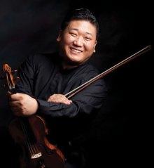 Violinist Edwin E. Soo Kim