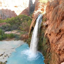 Havasu Falls by Randy Park