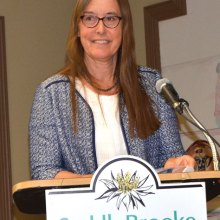 Holly Richter, speaker for SaddleBrooke Nature Club