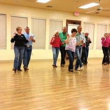 Partners Western Dance Club members enjoy a great night of dancing fun.