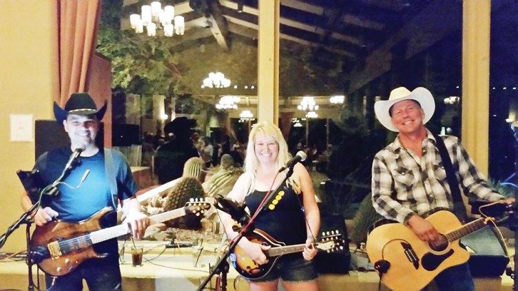 3 Jacks and a Julie band