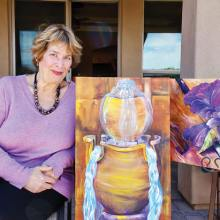 Jacqueline Cohen shares two of her favorite recent works.