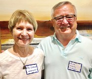 Joy and Mike Cafferty, Unit 10 on Pinyon Drive (Aug. 19).