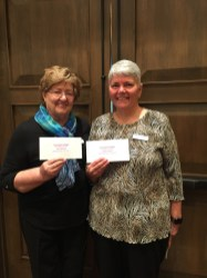 Most holes-in-one: Doris Carlin (full time with 58 HOI) and Ann Engraff (part time with 18 HOI).
