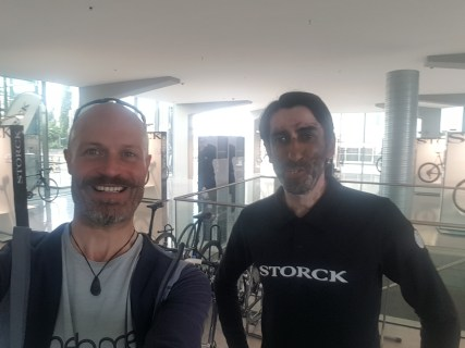 Marc @stork bikes