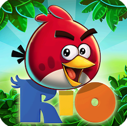 Angry Birds Rio v2.6.6 APK (Unlimited Items/Unlocked) ! [Latest]