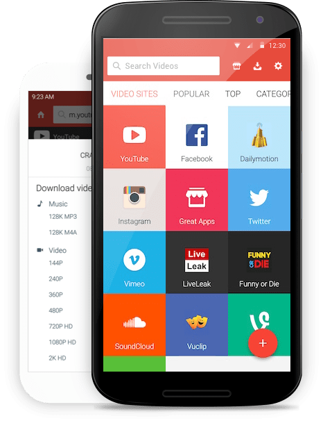 SnapTube - YouTube Downloader HD Video APK Full