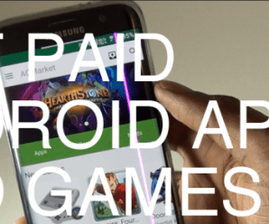 Paid Android Apps and Games Pack [May, 2017]
