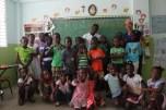 Voluntarios en Haití (R. de Haití)