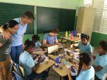Voluntarios en Consuelo (R. Dominicana)
