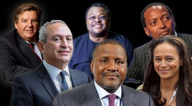 Top 10 Richest People in Africa in 2017